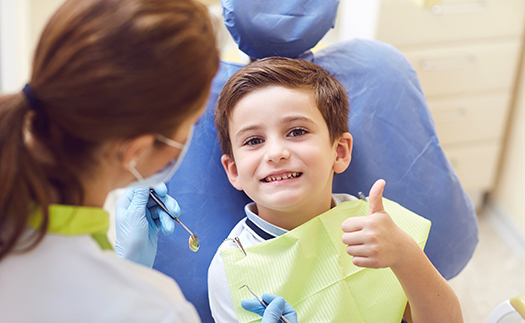 Pediatric Dentist Dentist for children
