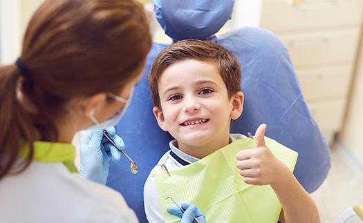 Pediatric Dentist Dentist for children